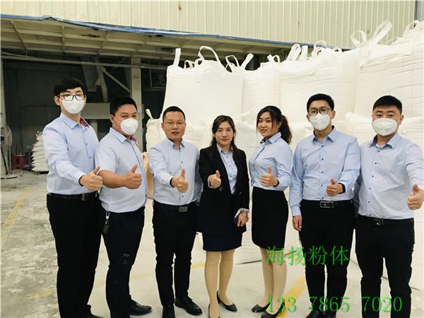 粉底液有机硅光扩散剂供应厂家无机填料专家海扬粉体
